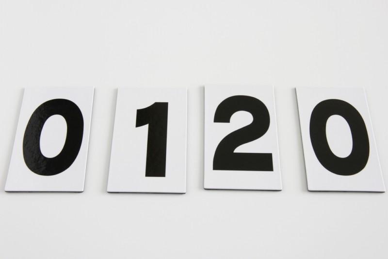 競合他社・勝ち組企業・成長している会社は覚えやすい番号・フリーダイヤル良番を使っています!
